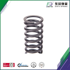 Pneumatic valve springs