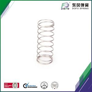 compression hinge spring