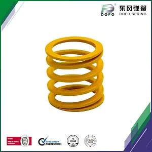 flat wire suspension spring